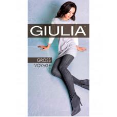 Колготки женcкие фантазийные Giulia Gross Voyage 01