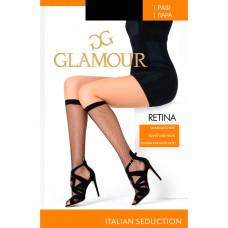 Гольфы женские п/а Glamour Retina гольфы