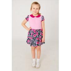 Платье для девочки Милослава Д 01115 К-3/К-3